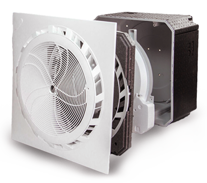 HSV The Moulded Foams Group manufactured a light weight solution in EPP for air-conditioning equipment.