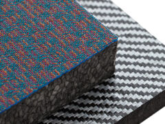 HSV the particle foam engineers, materials and material combinations are endless with particle foam.