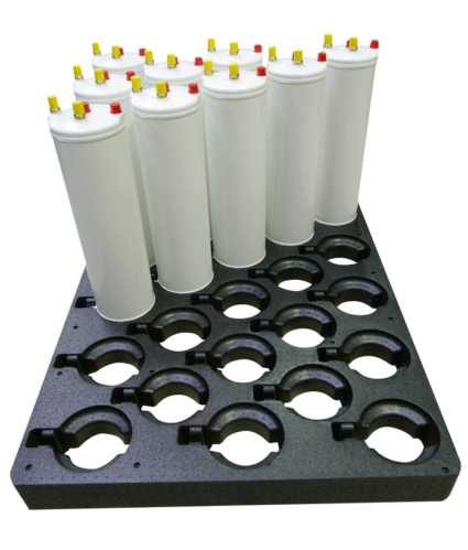 HSV the particle foam engineers. Rapid assembly with rigid yet lightweight foam components