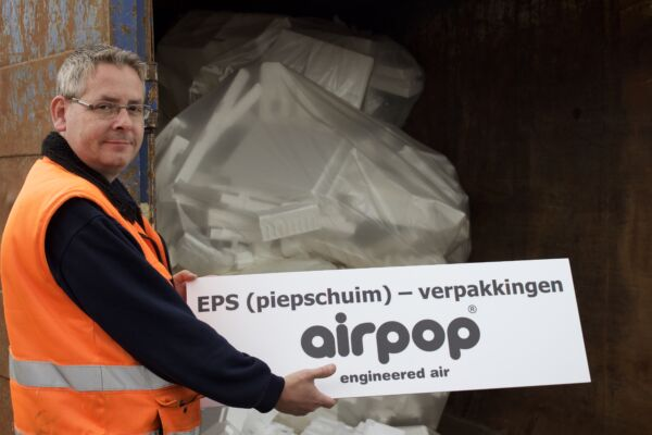 airpop® (EPS) has many lives and here at HSV, we're eager to make the most of them!